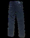 Чёрные женские джинсы Омат 9805, фото 4