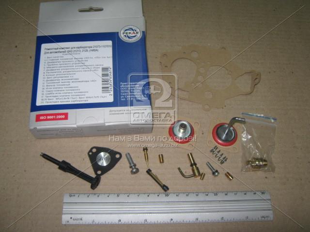 Ремкомплект карбюратора ВАЗ 2121, 21213 (пр-во ПЕКАР). К21073-1107980