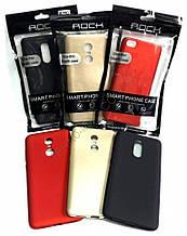 Матовый силиконовый чехол ROCK для Huawei Nova Plus