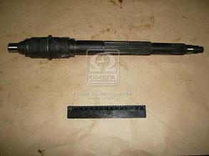 Вал вторичный КПП ВАЗ 2123 5-ст. (пр-во АвтоВАЗ). 21230-170110500