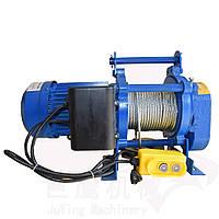 Лебедка электрическая KCD 220v, 400-800 кг