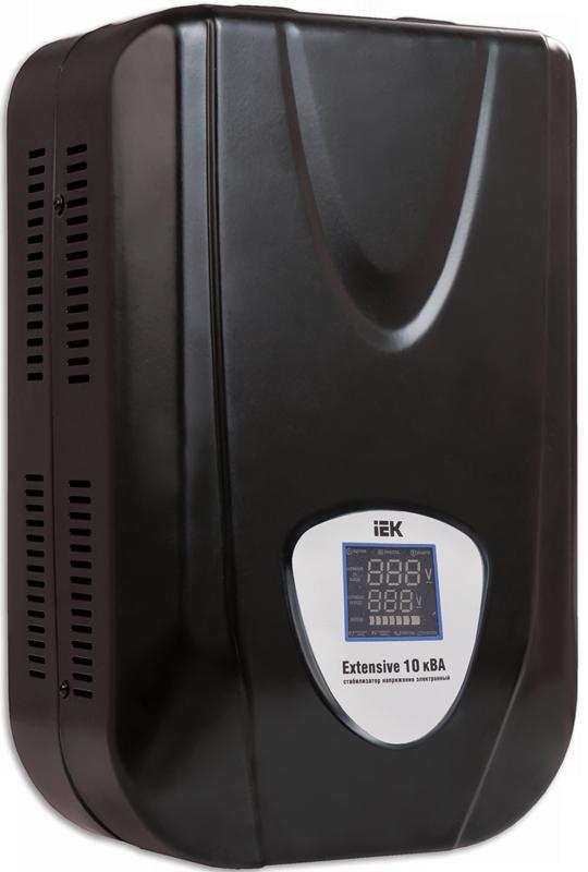 Стабилизатор напряжения Extensive 12 кВА электронный настенный, IEK