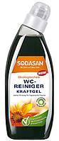 Органические очищающее гель для туалета Sodasan 0 ,75 л
