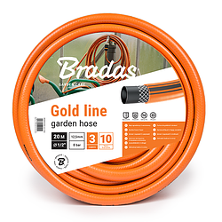 """Шланг для полива GOLD LINE 1/2"""" 30м, WGL1/230"""