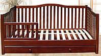 Кровать АМЕРИКАНКА бук, фото 1