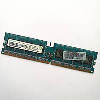Оперативная память Ramaxel DDR2 1Gb 800MHz PC2 6400U CL6 (RML1520EC48D7W-800) Б/У, фото 1