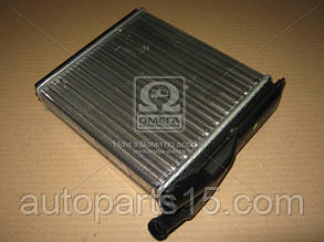 Радиатор отопителя ВАЗ 2123 НИВА ШЕВРОЛЕ (TEMPEST). 2123-8101060