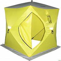 Палатка куб для зимней рыбалки с колышками. Сахалин 2 Ермаков TS-10090