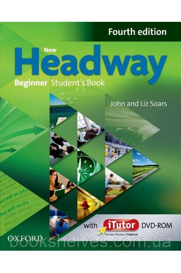 New Headway 4th Edition Beginner student's Book
