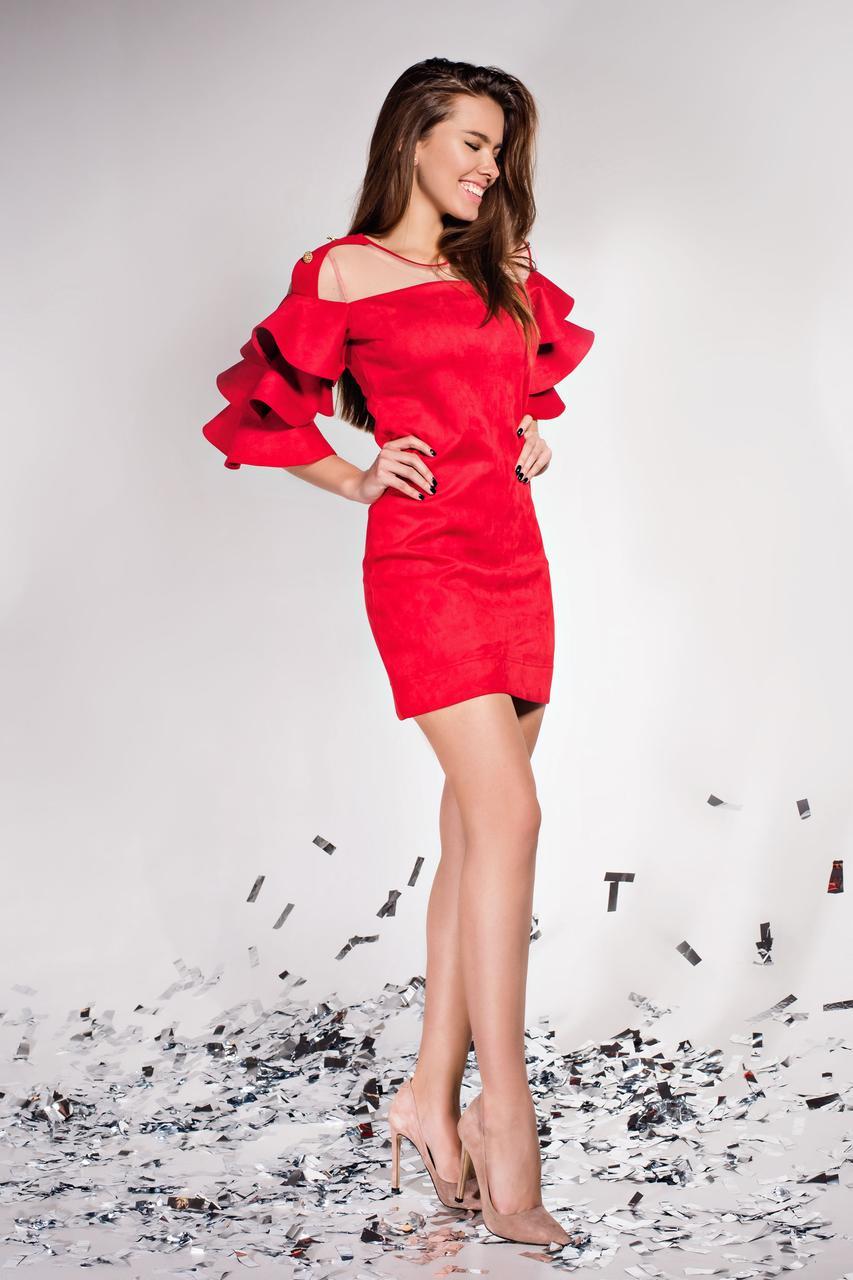 0caa0df622e Женское нарядное платье