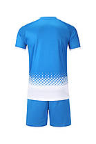 Футбольная форма Europaw 020 голубо-белая, фото 3