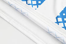 Футбольная форма Europaw 020 голубо-белая, фото 2