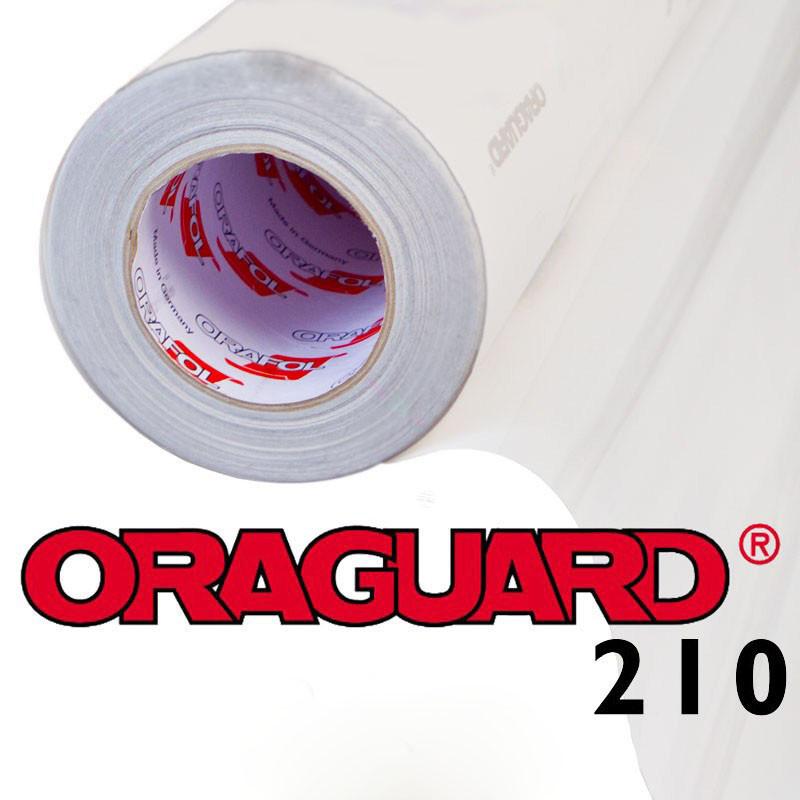 Oraguard 210 Transparent Gloss - глянцевая полихлорвиниловая пленка 1.55 m