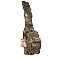 Тактический военный рюкзак Hinterhölt Colt (Хинтерхёльт Кольт) сумка на одной лямке Милитари (SUN0091)