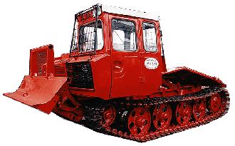 Ремкомплект на трактор ТДТ-55А, ЛХТ-55А