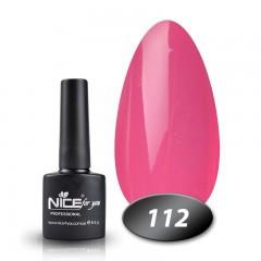 Гель-лак Nice for you № 112 (сиренево-розовый), 8,5 мл