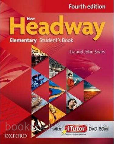 New Headway 4th Edition Elementary Student's Book