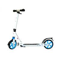 Городской самокат для взрослых Scooter Urban iTrike SR 2-017 синий