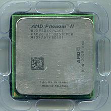 МОЩНЫЙ Процессор AMD SAM3, am2+ PHENOM II X4 920 125W - 4 ЯДРА ( 4 по 2,8 Ghz каждое ) am3,SAM2+