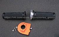 Короткоходная ручка газа NCY на игольчатых подшипниках