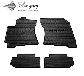 Резиновые коврики в салон Subaru Tribeca 2005- (4 шт) Stingray 1029044