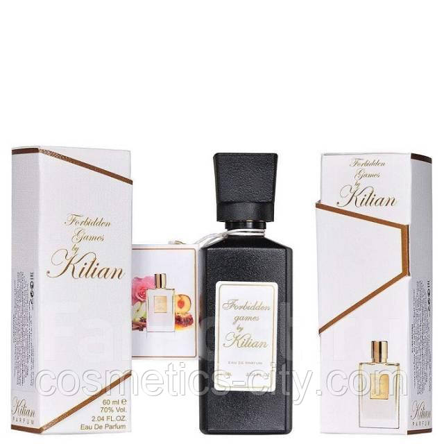 Міні-парфуми жіночий 60 мл Kilian Forbidden games