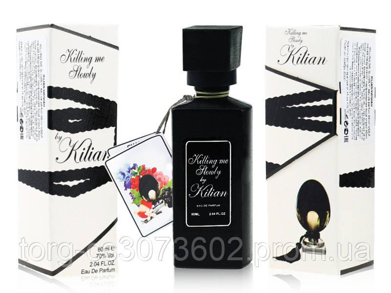 Мини-парфюм женский 60 мл. Kilian Killing Me Slowly