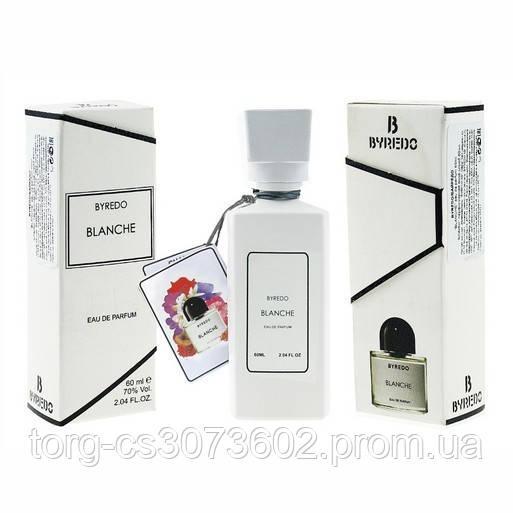 Мини-парфюм женский 60 мл. Byredo Blanch