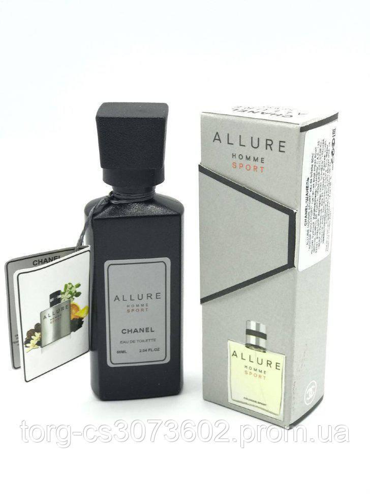 Мини-парфюм мужской 60 мл. Chanel Allure homme sport