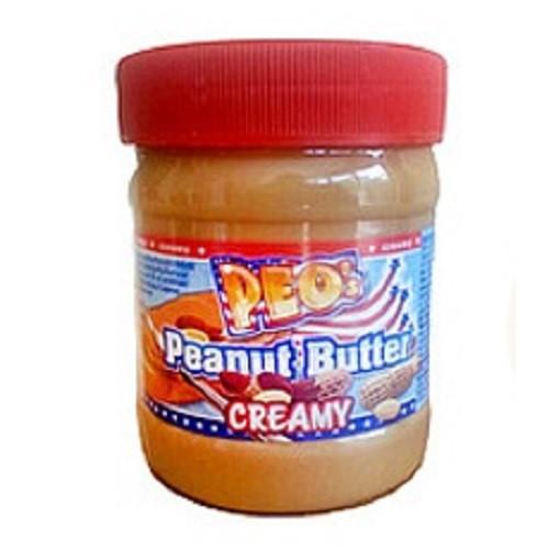 Арахисовая паста/Peanut Butter Peo 340 г