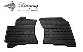 Резиновые коврики в салон Subaru Tribeca 2005- (2 шт) Stingray 1029042