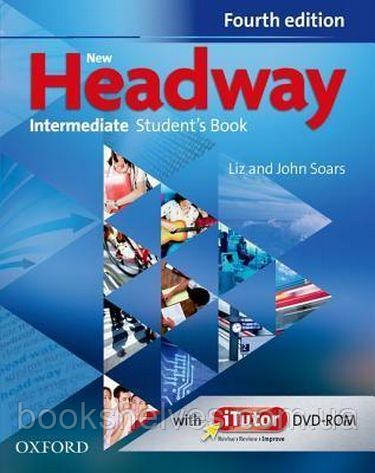 New Headway 4th Edition Intermediate StudentsBook