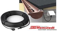 Двужильный кабель DAS 30Вт/м  для обогрева труб и водостоков  со встроенным термостатом и вилкой