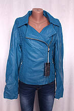 Жіноча куртка з замінника