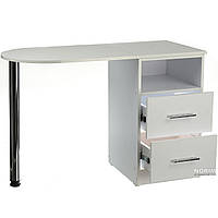 Маникюрный стол для мастера с выдвижными ящиками
