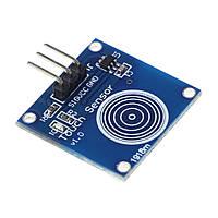 Сенсорный датчик - кнопка TTP223B