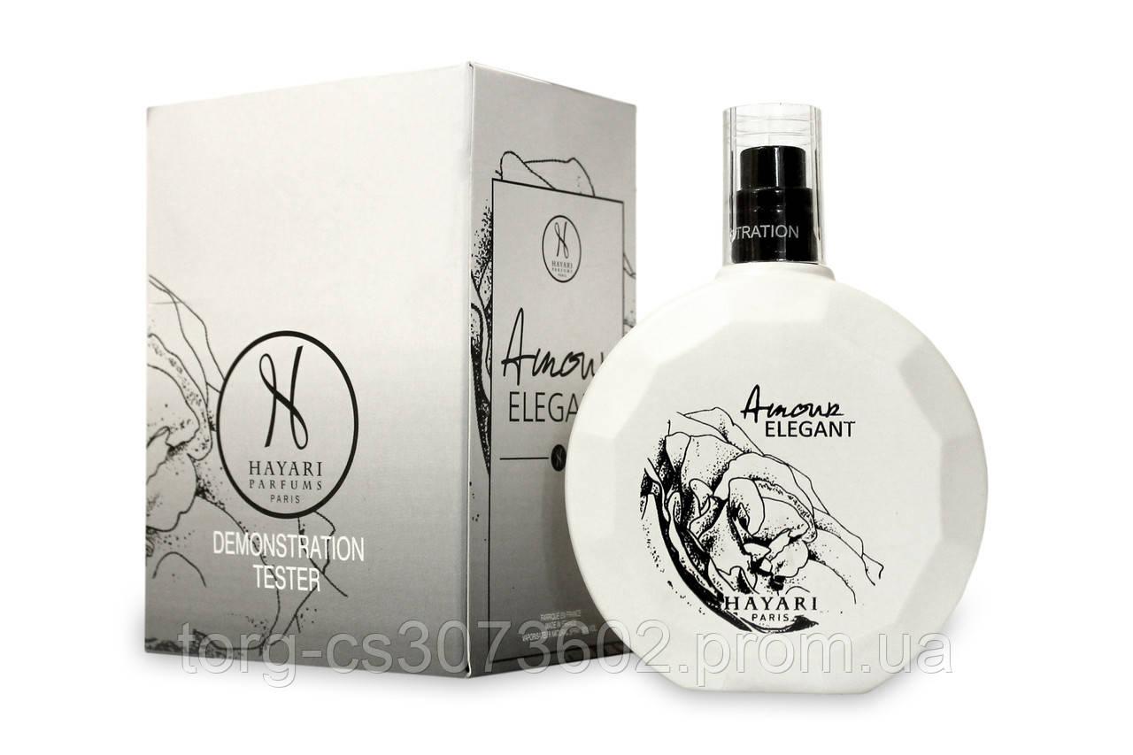 Тестер Hayari Parfum Amour Elegant, 100 мл