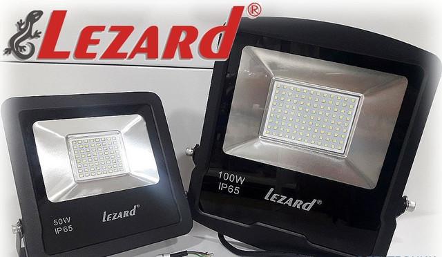 Прожекторы Lezard