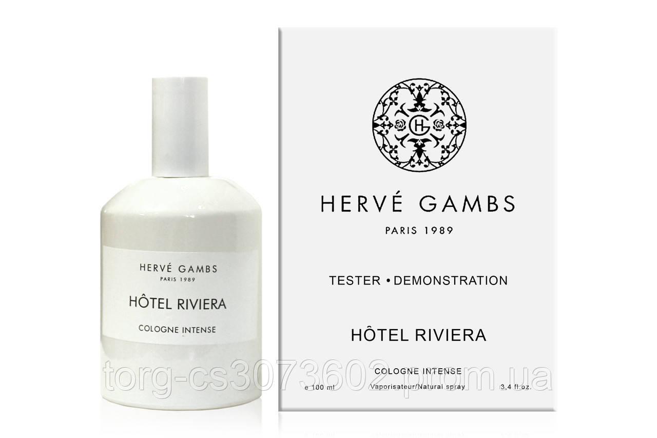 Тестер Herve Gambs Hotel Riviera, 100 мл