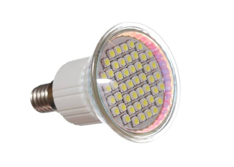 Светодиодная лампа E14, R50, 220V 48pcs 3528