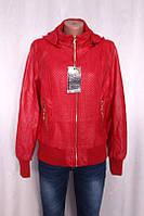 Куртка женская из кож-зама