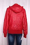 Куртка женская из кож-зама, фото 2