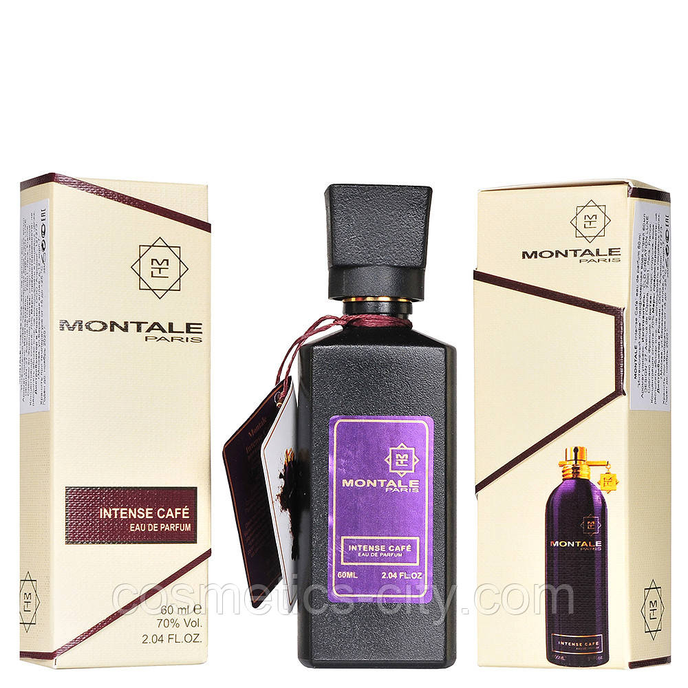 Мини-парфюм женский 60 мл. Montale Intense Cafe