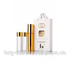 Мини-парфюм женский Gucci Guilty, 3х15 мл