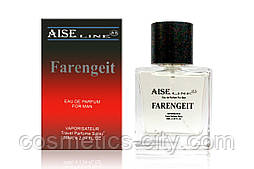 "Парфюмированный спрей Aise Line ""Farengeit"" (аналог Christian Dior Fahrenheit), 50 мл."