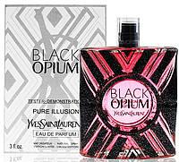 Женская туалетная вода Yves Saint Laurent Black Opium Pure Illusion (тестер  lux) edp 100 9b1237124e8