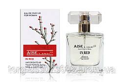 """Парфюмированный спрей Aise Line """"In Red"""" (аналог Armand Basi In red), 50 мл. (Без слюды)"""