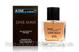 """Парфюмированный спрей Aise Line """"One man"""" (аналог D&G The one men), 50 мл. БЕЗ СЛЮДЫ"""