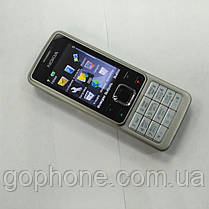 Мобильный телефон Nokia 6300 Корпус сталь! ОРИГИНАЛ!, фото 2