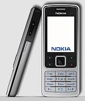 Мобильный телефон Nokia 6300 Корпус сталь! ОРИГИНАЛ!, фото 3